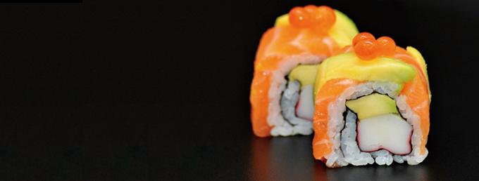Nos Saumon Roll
