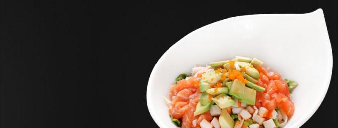 Grande Salade Japonaise